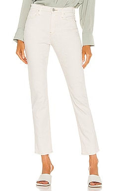 Holly High Rise Straight Hudson Jeans $215 NEW