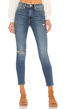 Barbara High Waist Super Skinny Ankle Hudson Jeans $137