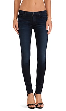 Hudson Jeans Shine Skinny in Catalyst