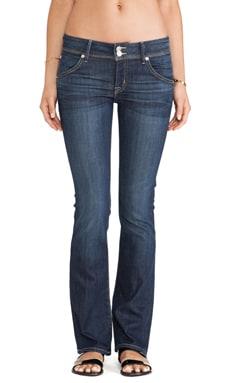 Hudson Jeans Beth Petite Baby Bootcut in Stella