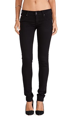 Hudson Jeans Supermodel Skinny in Black