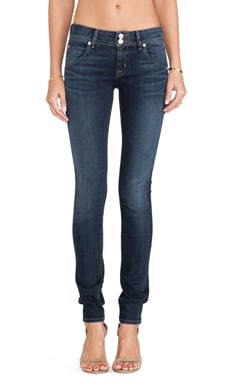 Hudson Jeans Collin Skinny in Vacate