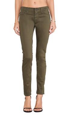 Hudson Jeans Nico Midrise Super Skinny in Tangled Vine