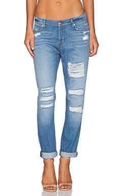 Hudson Jeans Leigh Boyfriend in City Kid