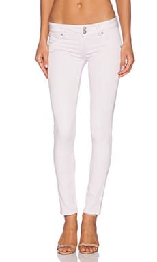 Hudson Jeans Nicole Ankle Skinny in Wild Flower