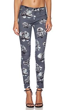 Hudson Jeans Nico Super Skinny in Venice Bloom