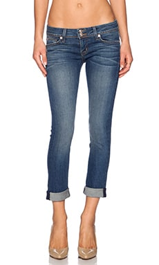 Hudson Jeans Ginny Crop in Hollywoodland