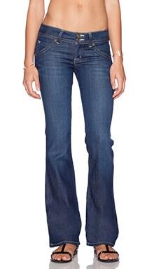 Hudson Jeans Petite Bootcut in Torrino Blue