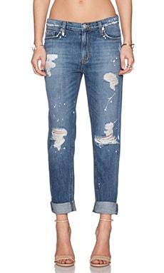 Hudson Jeans Jude Boyfriend in The Strip
