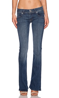 Hudson Jeans Midrise Bootcut in Misunderstood