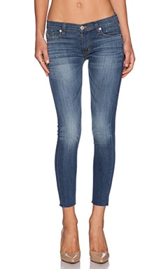 Hudson Jeans Krista Super Skinny in Talk The Talk