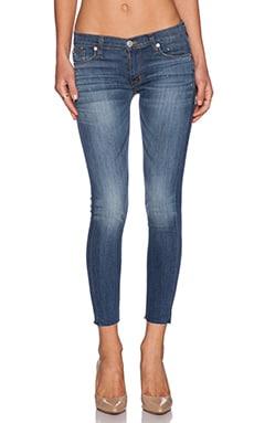 Hudson Jeans Krista Super Skinny in Talk The Talk