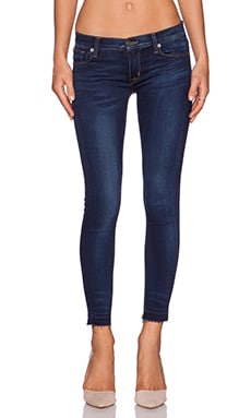 Hudson Jeans Krista Crop in Revelation