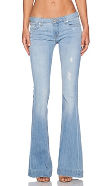 Hudson Jeans Ferris Flap Flare in Mulholland