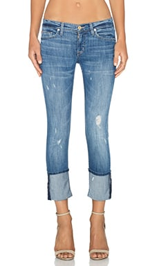 Hudson Jeans Muse Crop in Indie