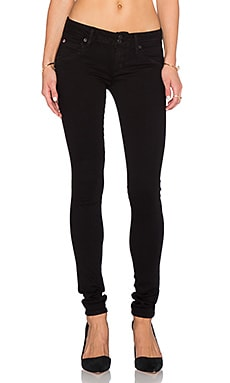 Hudson Jeans Collin Skinny in Black
