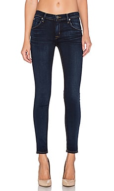 Hudson Jeans Lilly Midrise Ankle Skinny in Oracle