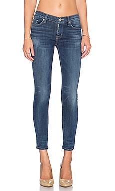 Hudson Jeans Krista Skinny in Indigo Aster