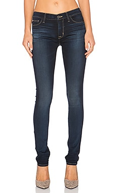 Hudson Jeans Shine Skinny in Crowbird