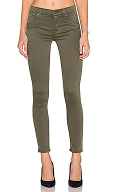 Hudson Jeans Lilly Skinny in Filmore Green