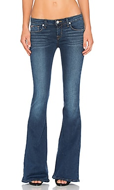 Hudson Jeans Mia Flare in Dauntless
