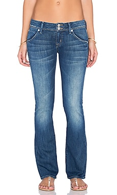 Hudson Jeans Beth Petite Baby Bootcut in Supervixen