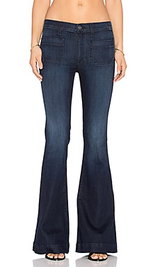 Hudson Jeans Taylor Flare in Rogue Waves