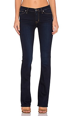 Hudson Jeans Love Midrise Bootcut in Redux