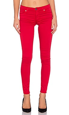 Hudson Jeans Nico Skinny in California Ruby