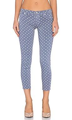 Hudson Jeans Krista Skinny in Terminal Blue