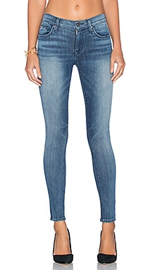 Hudson Jeans Nico Skinny in Mission Control
