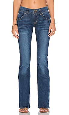 Hudson Jeans Signature Bootcut in Spy