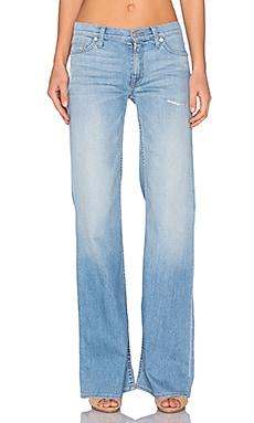 Hudson Jeans Piper Wideleg in Sky Blossom