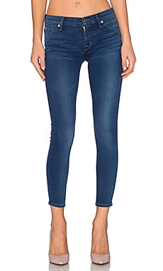Hudson Jeans Lilly Ankle Skinny in Counter Attack