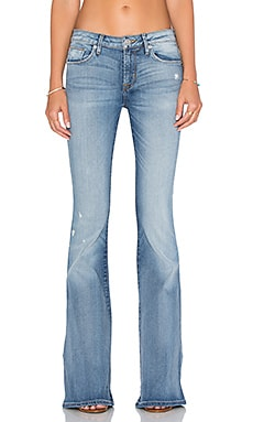Hudson Jeans Mia Flare in Deception