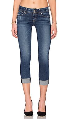 Hudson Jeans Ginny Straight Ankle in Point Break