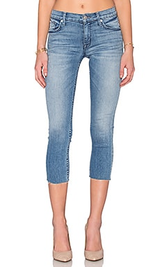 Hudson Jeans Fallon Crop in Altair