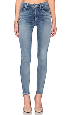Hudson Jeans Barbara High Waist Super Skinny in Convex