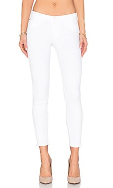 Hudson Jeans Krista Ankle in White 2