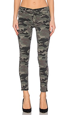 Nico Ankle Skinny in Deployed Camo