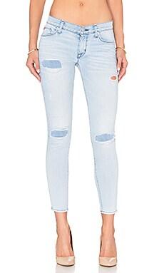 Hudson Jeans Krista Ankle Super Skinny in Aerial