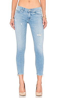 Krista Ankle Zip Super Skinny