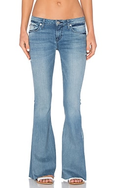 Hudson Jeans Mia 5 Pocket Flare in Alta
