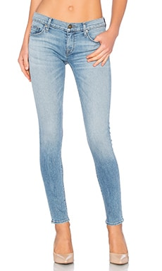 Hudson Jeans Krista Super Skinny in Causeway