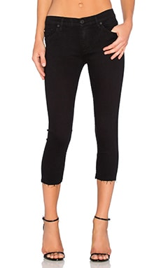 Hudson Jeans Fallon Crop in Utopian