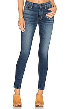 Hudson Jeans Barbara High Waist Skinny in Revolt