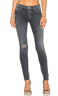 Hudson Jeans Nico Mid Rise Super Skinny in Dark Skies 2