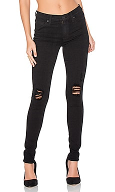 Nico Distressed Skinny in Ravage