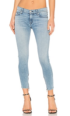 Nico Ankle Zip Super Skinny