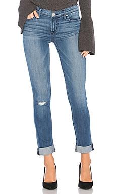 Купить Укороченные облегающие джинсы tally - Hudson Jeans, Скинни, Мексика